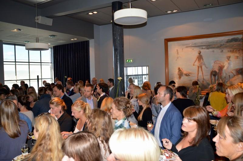 Bo Bedre Designpris på Ekebergrestauranten 2012