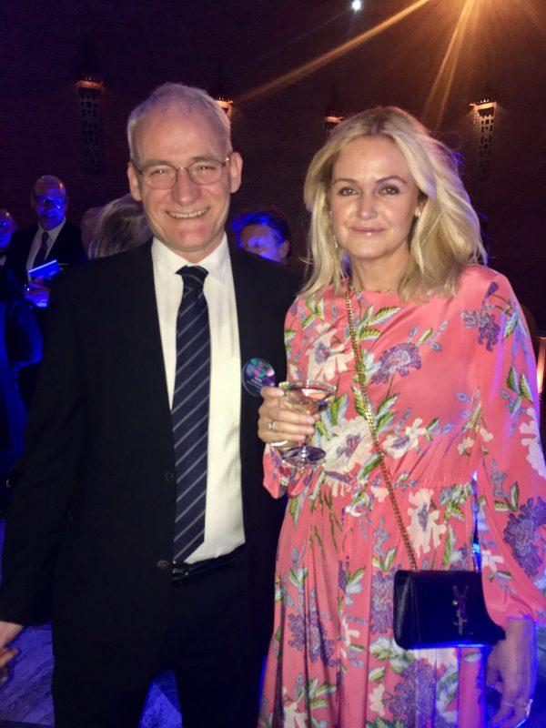 Bonnier Sales Award Stockholm 2017