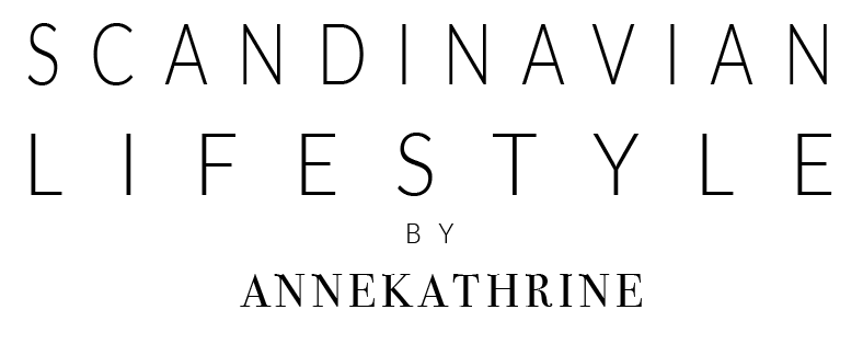 My Scandinavian Lifestyle by Anne Kathrine Krøvel